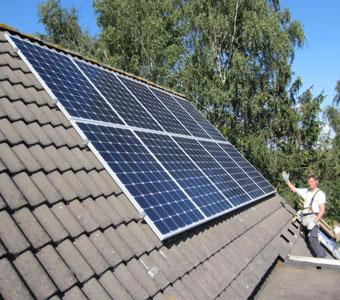 Energieander Uw Zonnekeur-installateur installeert zonnen-energiesystemen waar je blij van wordt.
