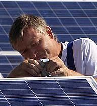 Henk Timmers zonnewarmte-installateur