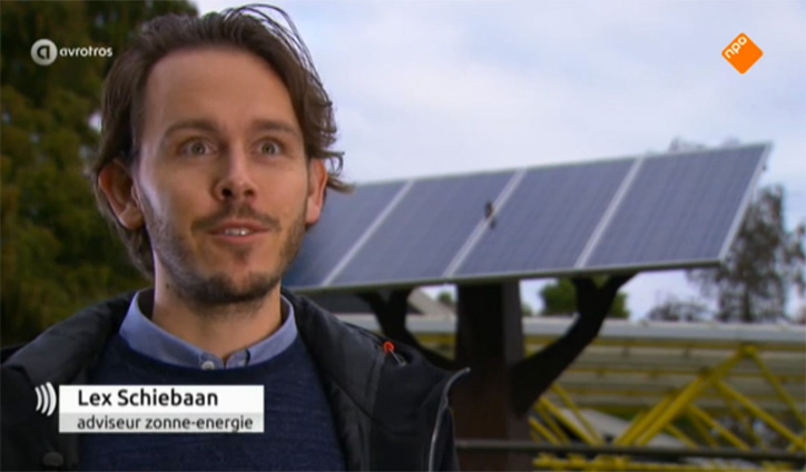Tros Radar maakt uitglijder in item over zonnepanelen
