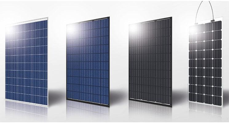 Nieuw generatie Glas-Glas Zonnepanelen van SolarWatt